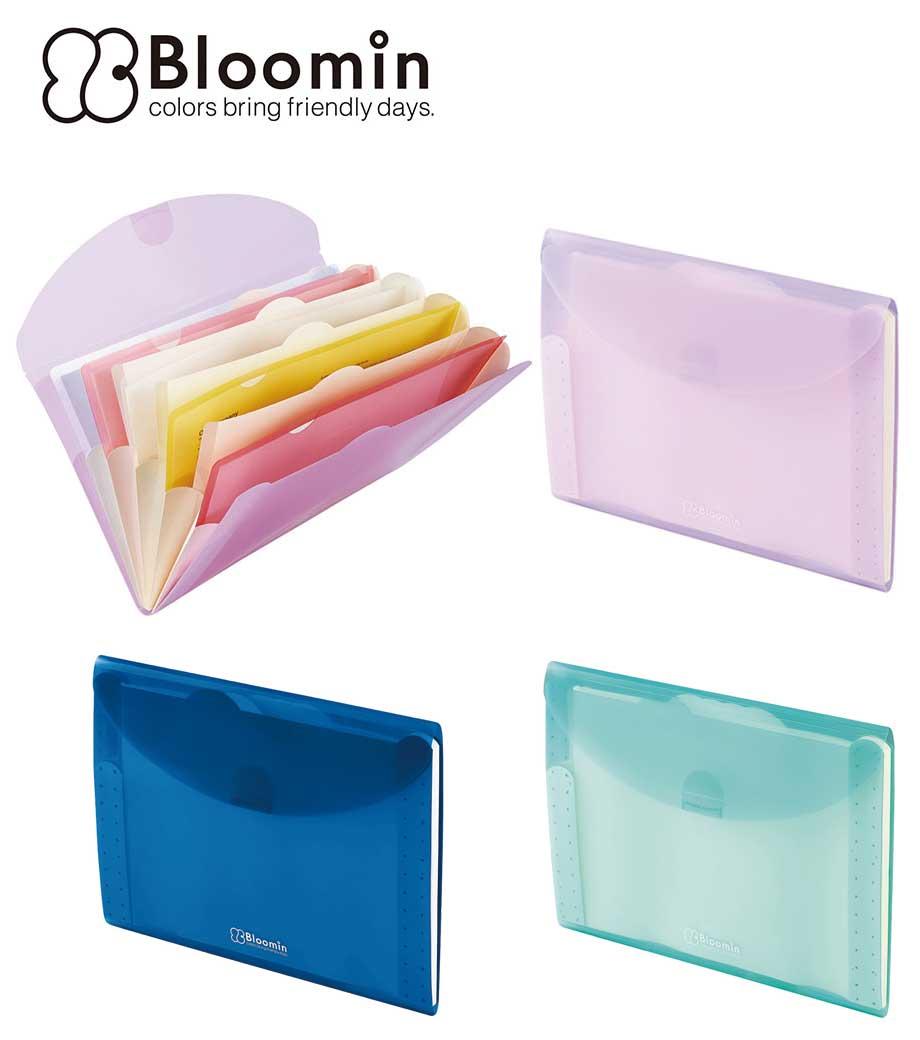 リヒトラブ Bloomin ドキュメントファイル5P(A4)|ほしい!ノベルティ ...